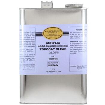Acrylic Gloss Topcoat 128oz