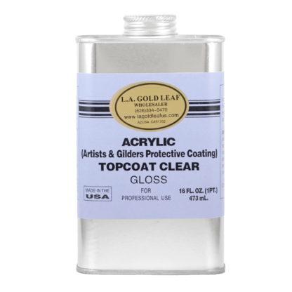 Acrylic Gloss Topcoat 16oz