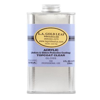 Acrylic Gloss Topcoat 8oz