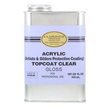 Acrylic Gloss Topcoat 32oz