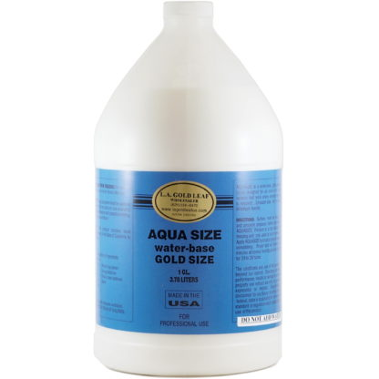 Aqua Size Water Based 128oz