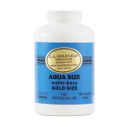 Aqua Size Water Based 16oz