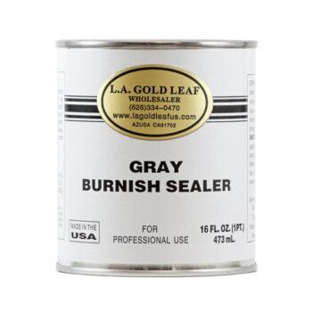 Gray Primer Burnish Sealer 16oz