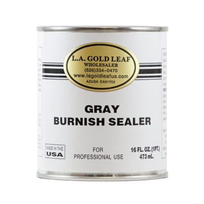 Gray Primer Burnish Sealer 16oz