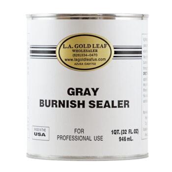 Gray Primer Burnish Sealer 32oz