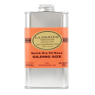 Quick Dry Gilding Size 8oz