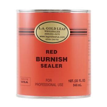 Red Primer Burnish Sealer 32oz