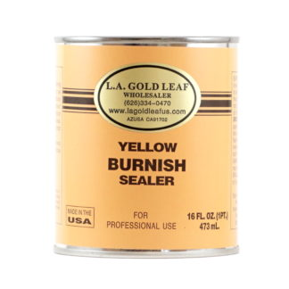 Yellow Primer Burnish Sealer 16oz