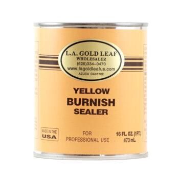 Yellow Primer Burnish Sealer 16oz