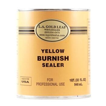 Yellow Primer Burnish Sealer 32oz