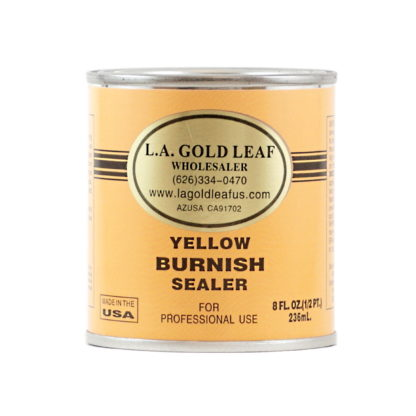Yellow Primer Burnish Sealer 8oz