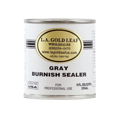 Gray Primer Burnish Sealer 8oz