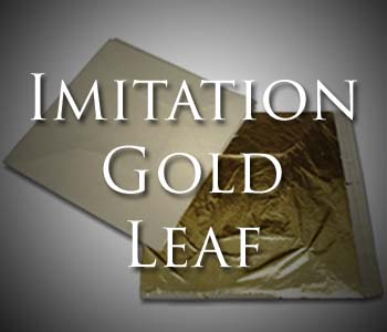 Buy Imitation Gold Leaf