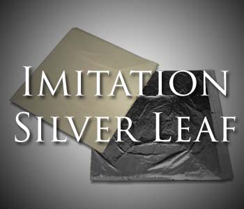 Buy Imitation Silver Leaf