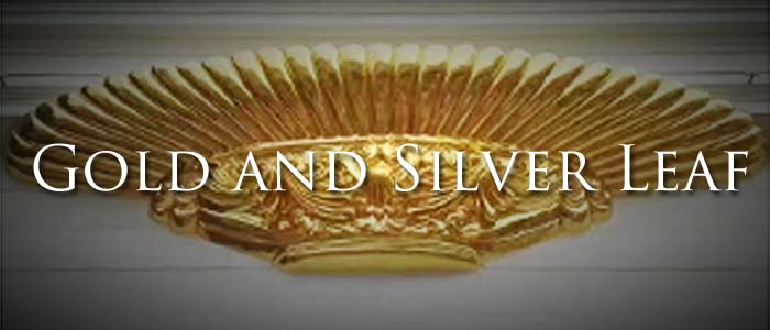 Buy Gold and Silver Leaf