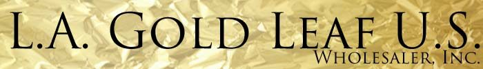 L.A. Gold Leaf Wholesaler U.S.